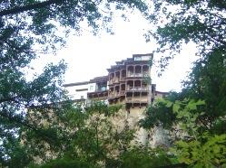 Cuenca, casas colgantes - Cuenca, Castilla la Mancha