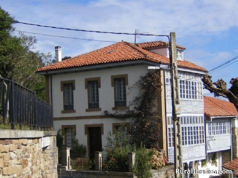 Casa del Doctor Mateo en San Martín del Sella / Lastres - San Martín del Sella / Lastres, Asturias, Asturias