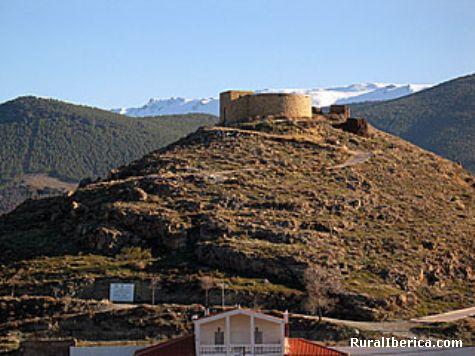Castillo de Dólar. Dólar, Granada - Dólar, Granada, Andalucía