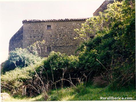 la zarza y maleza - Ardisa, Zaragoza, Aragón