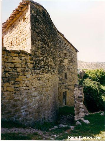 Cuando una casa se abandona - Ardisa, Zaragoza, Aragón