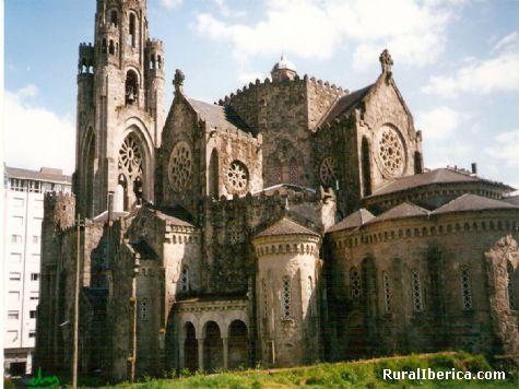 Iglesia de la Vera Cruz-O Carballiño-Ourense - O Carballiño, Orense, Galicia