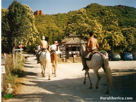Paseo a caballo por las M�dulas-Le�n - Las M�dulas-Ponferrada-Le�n, Le�n, Castilla y Le�n