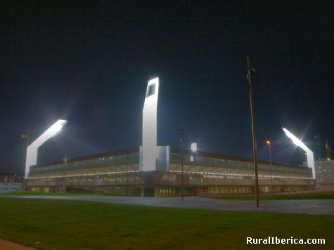 Estadio Nueva Balastera - Palencia, Palencia, Castilla y León