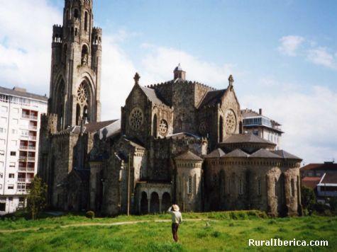 Iglesia de la Vera Cruz. O Carballi�o, Orense - O Carballi�o, Orense, Galicia