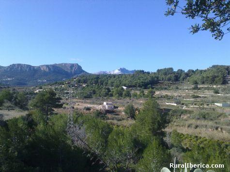 Bernia. Calpe, Alicante - Calpe, Alicante, Comunidad Valenciana