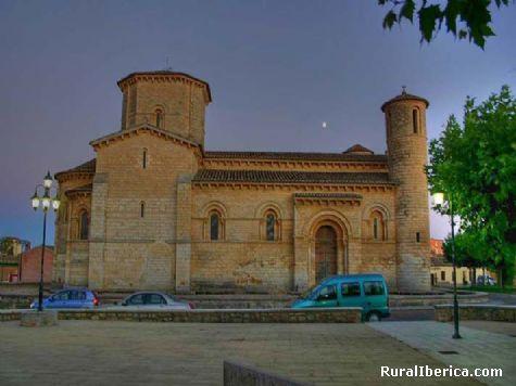 San Martin - Fromista, Palencia, Castilla y León