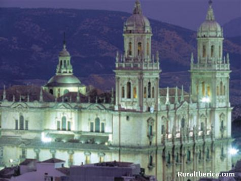 Catedral de Jaén, Andalucía - Jaén, Jaén, Andalucía