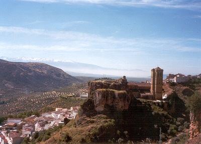 Iglesia Parroquial de la Encarnación de Colomera - Colomera, Granada, Andalucía