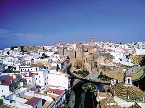 Puerta de Sevilla - Carmona, Sevilla, Andalucía