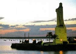 Huelva, Monumento a Cristobal Colón - Huelva, Andalucía