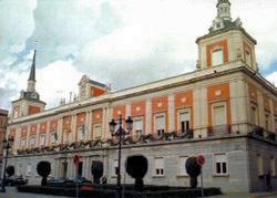 Huelva, Fachada del Ayuntamiento - Huelva, Andalucía