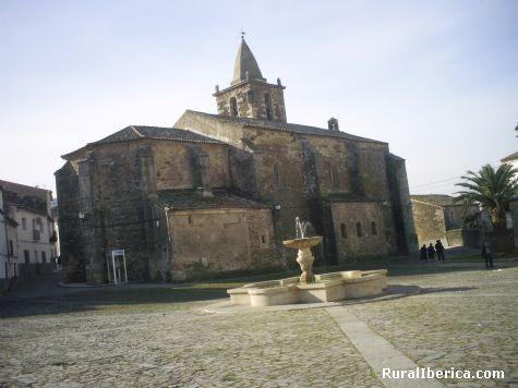 Iglesia de Valdelacalzada - Valdelacalzada, Badajoz, Extremadura
