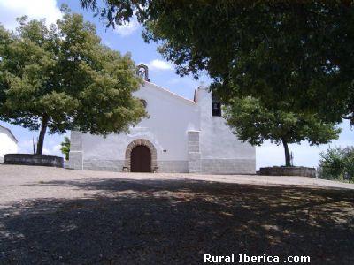La Iglesia de Santa María Magdalena. El Bronco, Cáceres - El Bronco, Cáceres, Extremadura