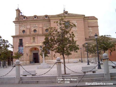 Santuario de la Virgen de la Caridad. Illescas, Toledo - Illescas, Toledo, Castilla la Mancha