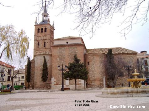 La Iglesia Parroquial. Illescas, Toledo - Illescas, Toledo, Castilla la Mancha