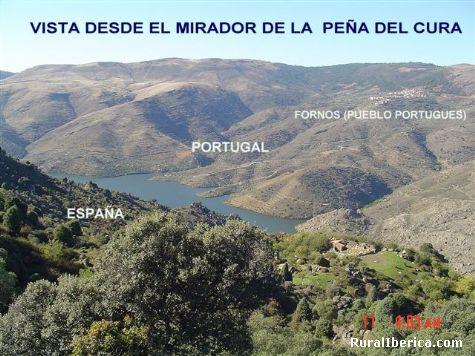 Mirador del Cura. Arribes del Duero. Mieza, Salamanca - MIEZA, Salamanca, Castilla y León