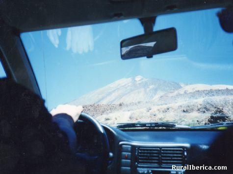 Viaje al cielo de España - El Rosario, Santa Cruz de Tenerife, Islas Canarias