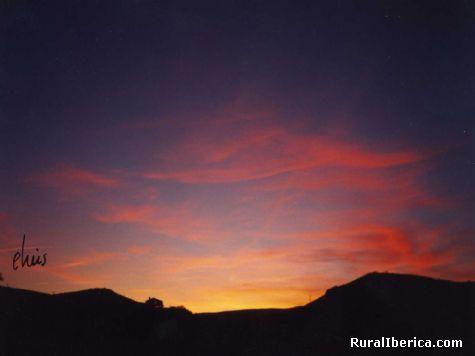 Otra puesta de sol en Petín, Orense - Petín, Orense, Galicia