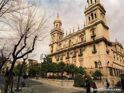 Catedral de Ja�n, Andaluc�a - Ja�n, Ja�n, Andaluc�a