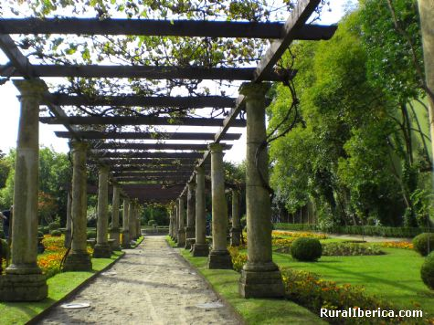 Fotos parque ferrera jard n ingl s for Jardin en ingles