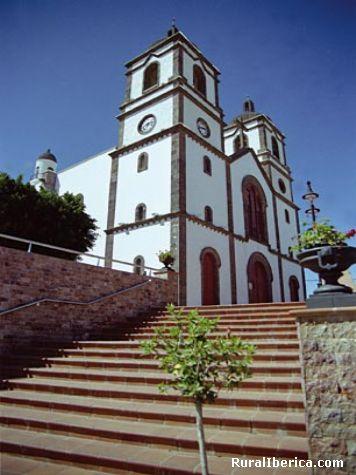 Iglesia de La Candelaria. - Ingenio, Las Palmas, Islas Canarias