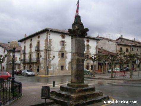 Pikota de Lakuntza. Lakuntza, Navarra - Lakuntza, Navarra, Navarra