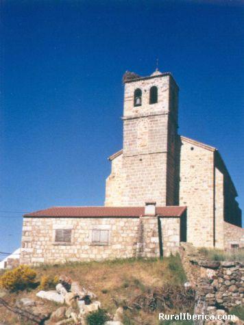 Iglesia de San Mart�n de la Vega del Alberche, �vila - San Mart�n de la Vega del Alberche, �vila, Castilla y Le�n