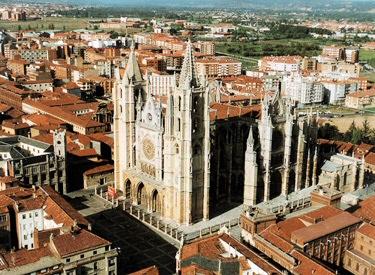 León, La Catedral de León - León, Castilla y León