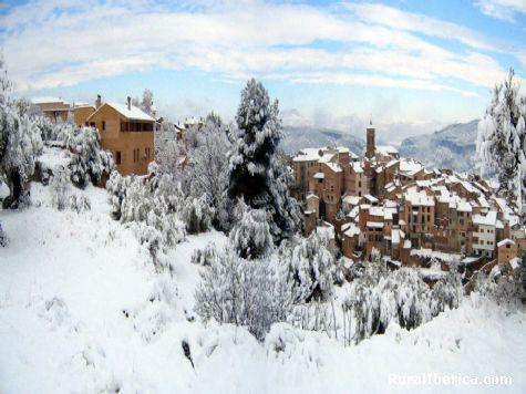 Letur, supernevada - Letur, Albacete, Castilla la Mancha
