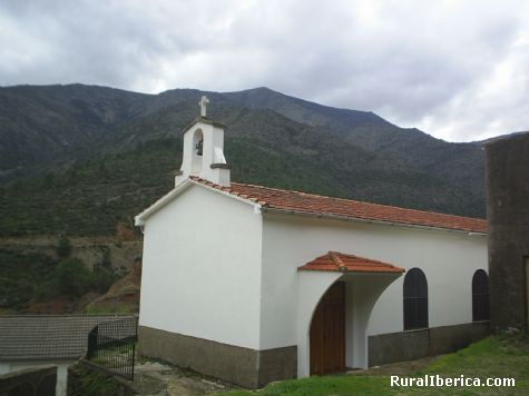 Iglesia. La huetre, Cáceres - La huetre, Cáceres, Extremadura