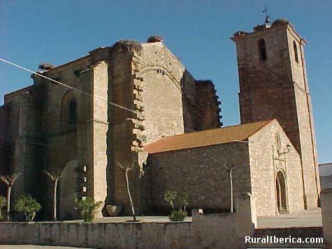 Iglesia Santa Maria de Gracia. Mata de Alcántara, Cáceres - Mata de Alcántara, Cáceres, Extremadura