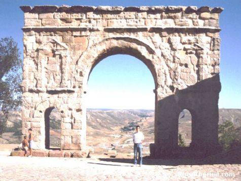 Arco romano de Medinaceli - Medinaceli, Soria, Castilla y León