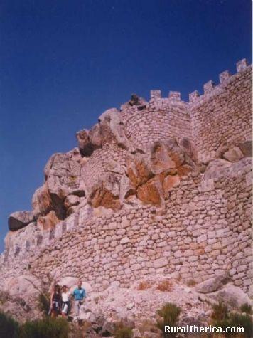 Castillo roquero de Aunqueospese - Mironcillo, Ávila, Castilla y León