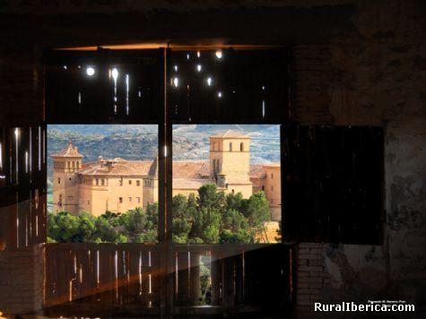 desde mi ventana - Alca�iz, Teruel, Arag�n
