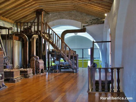 Museo Hospedería de Alcántara. Alcántara, Cáceres - Alcántara, Cáceres, Extremadura