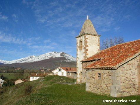 Iglesia. Paracuelles, Cantabria - Paracuelles, Cantabria, Cantabria