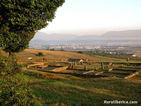 Amanecer en Juilobriga. Retortillo, Cantabria - Retortillo, Cantabria, Cantabria