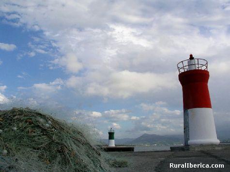 Puerto de Santoña. Santoña, Cantabria - Santoña, Cantabria, Cantabria