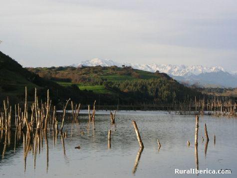 Parque de Oyambre. San Vicente de la Barquera, Cantabria - San Vicente de la Barquera, Cantabria, Cantabria