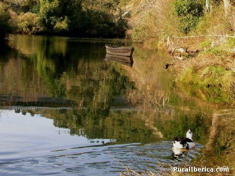 Ría de Tinamenor. Pesues, Cantabria - Pesues, Cantabria, Cantabria