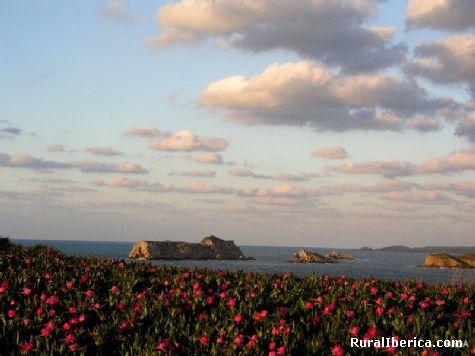 Isla de los conejos. Suances, Cantabria - Suances, Cantabria, Cantabria