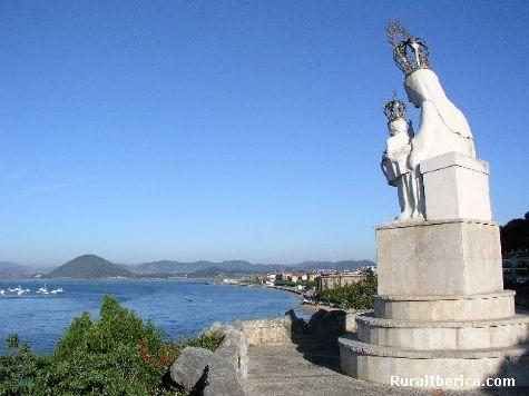 Virgen del puerto. Santoña, Cantabria - Santoña, Cantabria, Cantabria