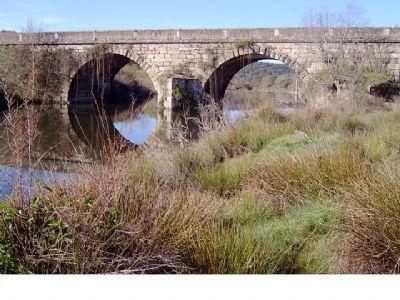 Puente Romano Caparra - Guijo Granadilla, Cáceres, Extremadura