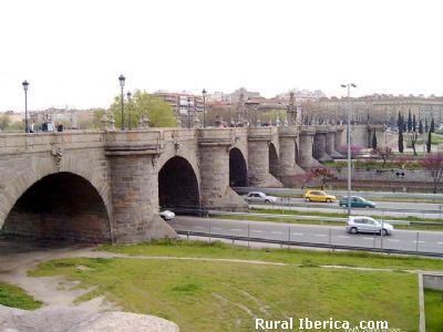 Puente de Toledo. Madrid - Madrid, Madrid, Madrid