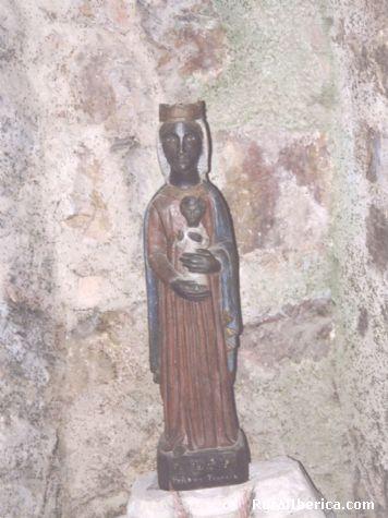 Santuario de la Virgen de la Peña de Francia. El Cabaco. - El Cabaco, Salamanca, Castilla y León