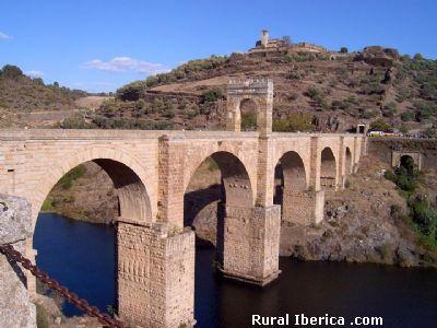 Puente de Alcántara - Alcántara, Cáceres, Extremadura