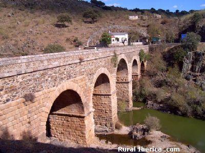 Puente Internacional  - Piedras Albas / Segura (Portugal), C�ceres, Extremadura
