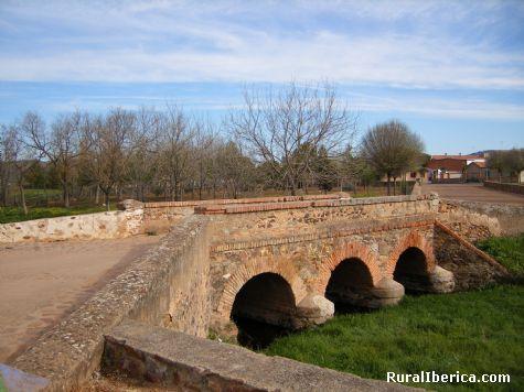 Puente del arroyo. Picon, Ciudad Real - Picon, Ciudad Real, Castilla la Mancha