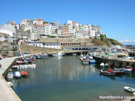 Puerto de Malpica. Malpica, La Coruña - Malpica, La Coruña, Galicia